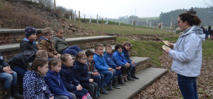 Classes de ferme à Landenne-sur-Meuse – Jour 3